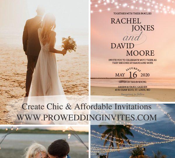 Creative and Free-spirited Boho Beach Themed Wedding Ideas to Steal