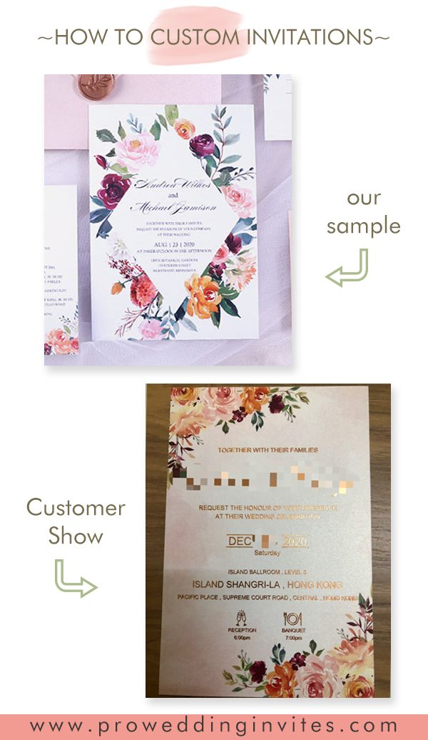 Rustic Floral Wedding Save The Date. Your monogram are the focus of the card and this is an place card that your guests will remember long after the cake has been cut.