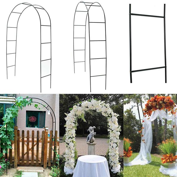 2021 Decor Trends: DIY Ideas for Rustic Wedding Arch