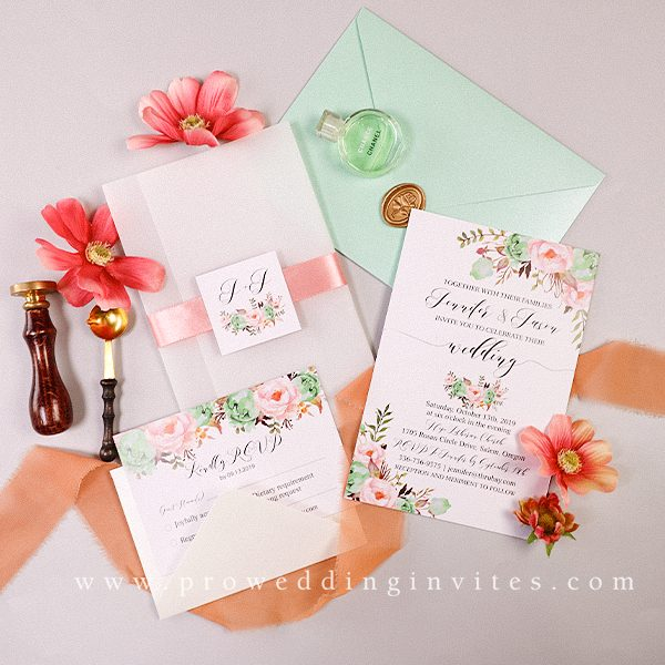 Coral Wedding Color Ideas
