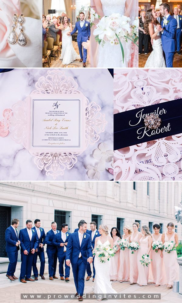 10+ Fabulous Pink Wedding Colors Trends for 2020/2021