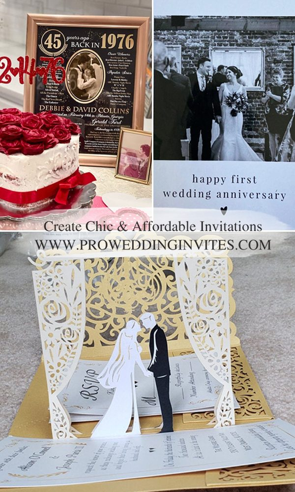 7 Ideas to DIY Impressive Paper Wedding Anniversary Gifts
