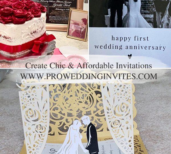 7 Ideas to DIY Impressive Paper Wedding Anniversary Gifts