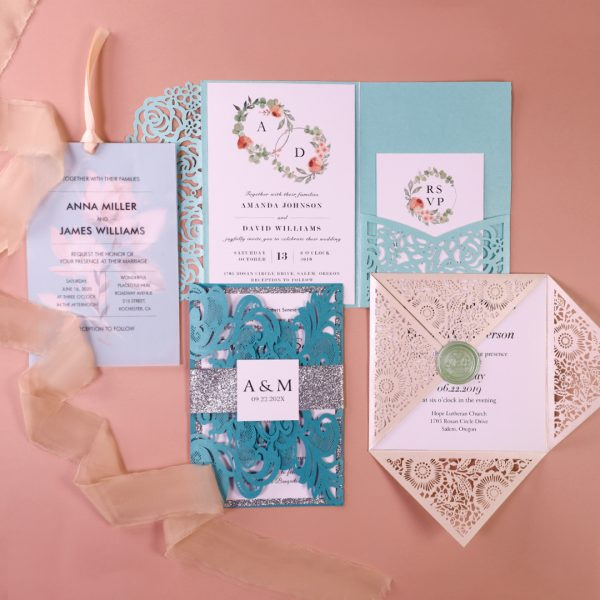Refreshing Mint Green Coral Wedding Color Ideas to Steal