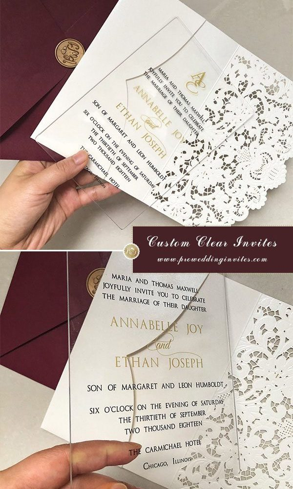 19 Fall Wedding Invites with RSVP Cards in Perfect Color Palette