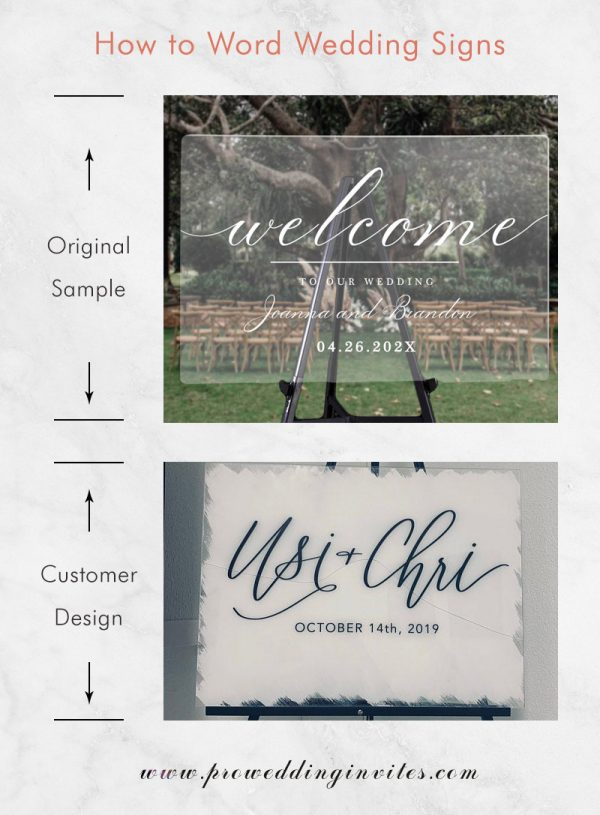 Frosted Acrylic Last Name Wedding Sign, Couple Picture Sign 3D Wedding Welcome Sign, Acrylic sign, Wedding Sign, Personalized Wedding Sign