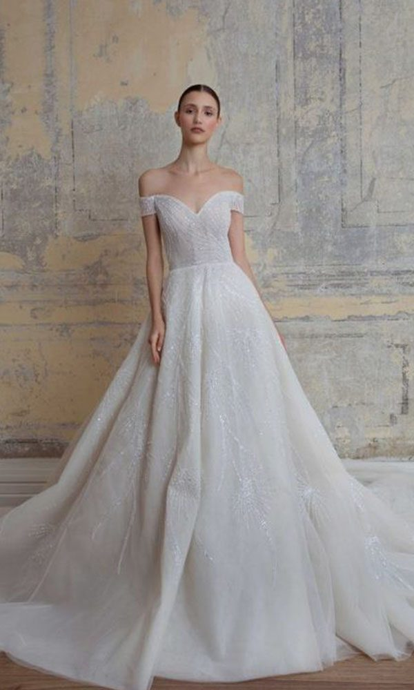 2021 Fall Wedding Dresses for Every Bride