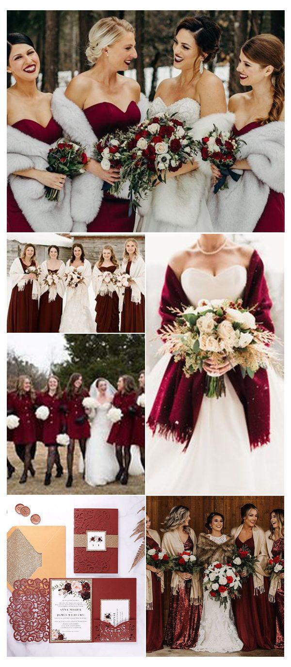 Winter Wedding Dress